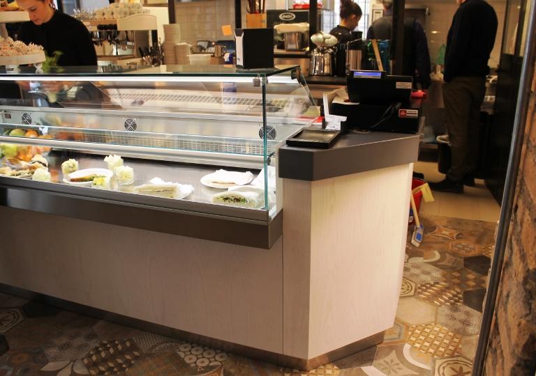 Bar - Almeva Caffe'