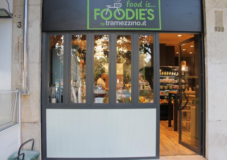 Bar - Foodies