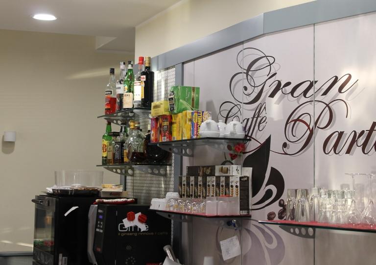 Bar - Gran Caffe' Partenope