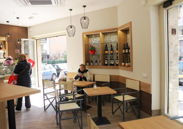 Bar e Caffetterie