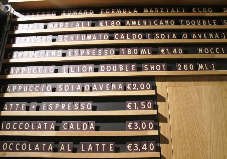 Bar - Marziali Caffe'